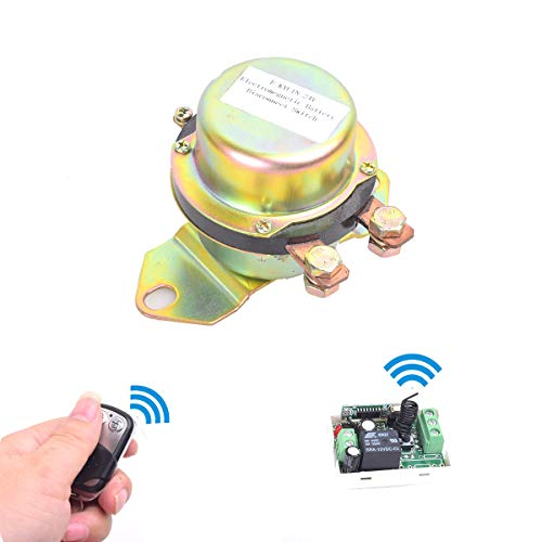 Car Wireless Remote Control Battery Switch