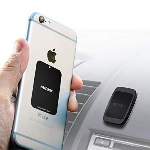 Flat Magnetic Cell Phones and Tablets Holder Kit for Car