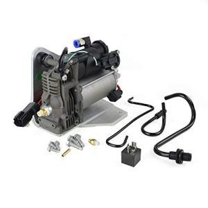 LR015303 Air Suspension Compressor Pump & Relay