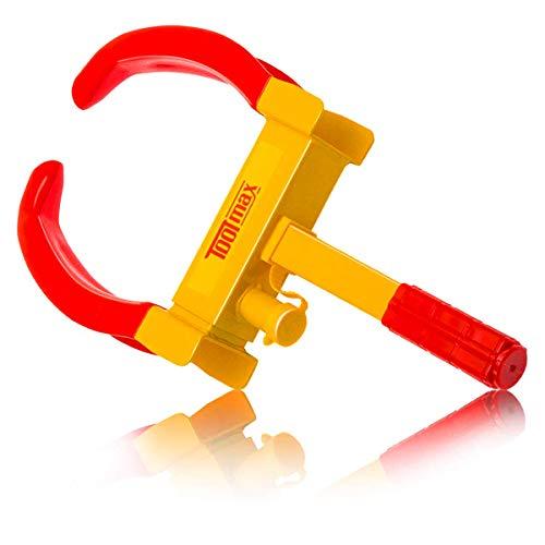 Goplus Heavy Duty Trailer Lock Wheel Clamp