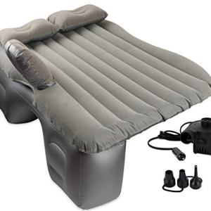 Inflatable Car Air Mattress with Pump (Portable) Travel