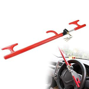 OKLEAD Anti-Theft Steering Wheel Lock Handbrake