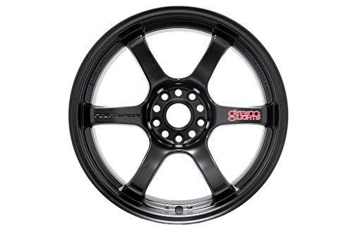 Gloss Black Wheel with Painted 15 x 8. inches /4 x 100 mm, 35 mm Offset