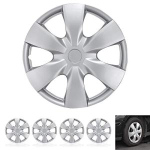 Wheel Covers Snap Clip-On Auto Tire Rim 15 inch