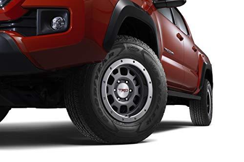 Tacoma 4Runner Off-Road Beadlock-Style Alloy Wheel - Graphite