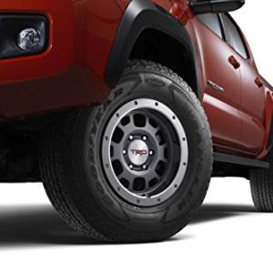 Tacoma 4Runner Off-Road Beadlock-Style Alloy Wheel - Graphite