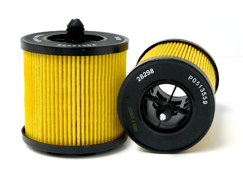 ACDelco GM Original Equipment Engine Oil Filter and Cap Seal