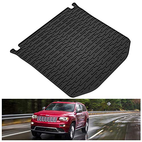 KIWI MASTER Rear Cargo Mat Liner Compatible for 2011-2020 Jeep
