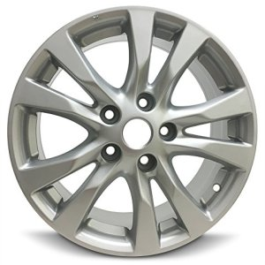 2014-2018 Nissan Altima 16 Inc Lug Gray Aluminum Rim Fits