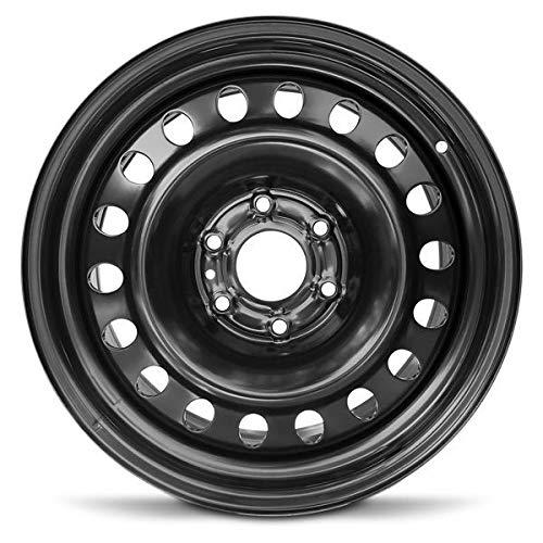 2007-2015 Nissan Armada 8 Inch 6 Lug Black Steel Rim