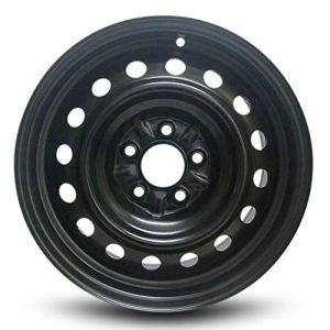 2006-2010 Hyundai Sonata 16 Inch Black Steel Rim Fits R16 Tire