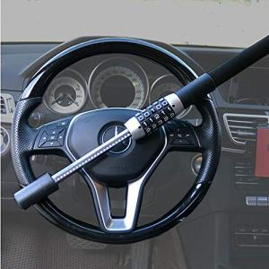 Steering Wheel Lock 5 Digit Combination Anti-Theft