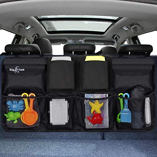 Big Ant Back Seat Trunk Organizer,Space Saving Car