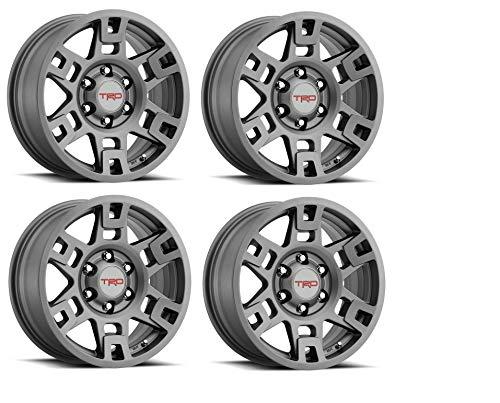 Toyota 4Runner Matte Gray Wheels Genuine