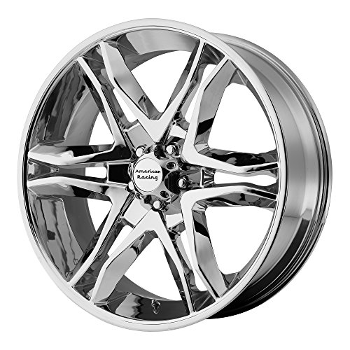 American Racing Mainline Chrome Machined Wheel