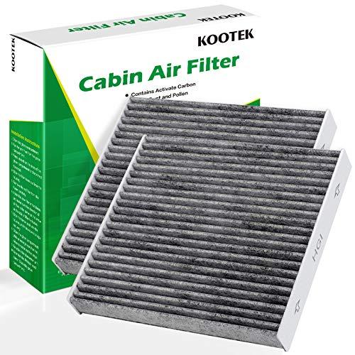 Toyota, Lexus Premium Cabin Air Filter with Activated Carbon
