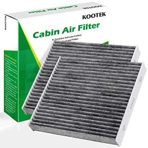 Toyota, Lexus Premium Cabin Air Filter with Activated Carbon