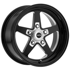 -24mm Black Wheel Rim Sport Star 17x4.5 5x4.75""