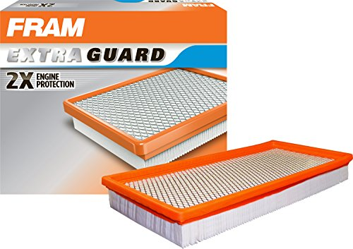 Chevrolet, Dodge, Jeep and Mitsubishi Extra Guard Air Filter FRAM