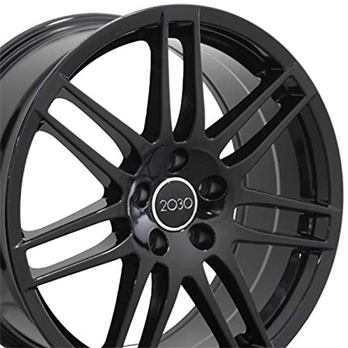 OE Wheels 18 Inch Fits Volkswagen CC Beetle Audi A3 A8 A4 A5 A6 TT RS4 Style