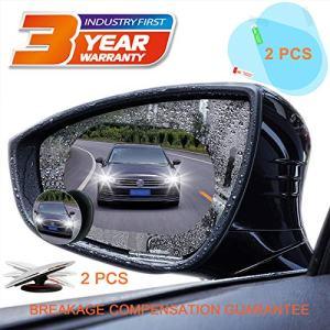 Blind Spot Mirror Car Rear View Mirror Film Waterproof