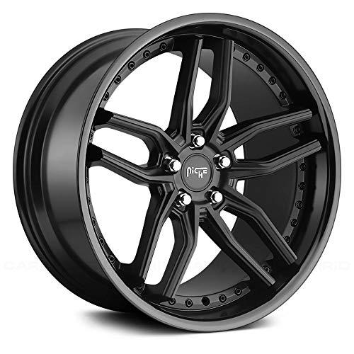 "27mm Black Wheel Rim 20"" Inch 20x9 5x112"