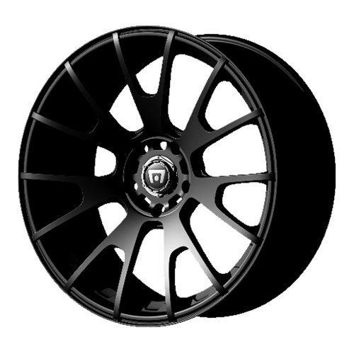 "Matte Black Finish Wheel 17x8""/5x112mm"