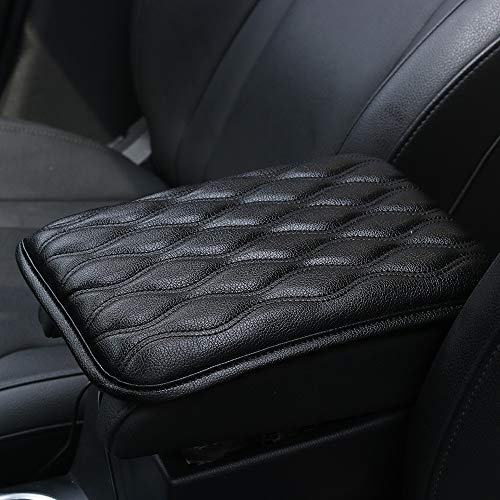 Dotesy Auto Center Console Cover Armrest Pads