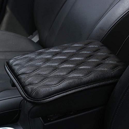 Console Cover Armrest Pads Leather Car Armrest Seat Box