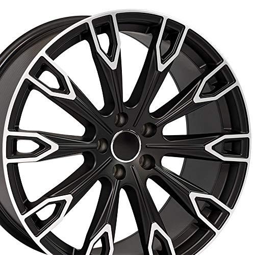 Rims OE Wheels 20 Inch Fits Audi Q5 TT A4 A5 A6
