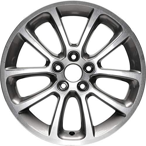 2008-2010 Ford Fusion Aluminum Alloy Wheel Rim 18 Inch