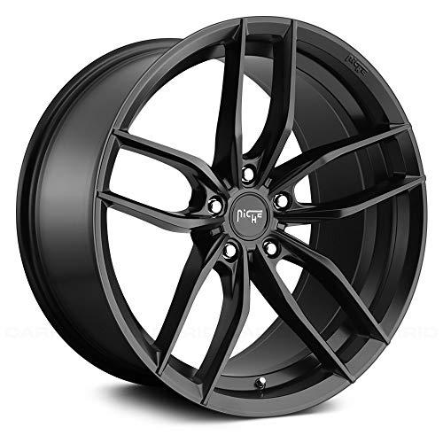 Wheel Rim 18x8 5x115 Matte Black 40mm