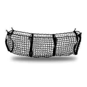 Stretchable Black Mesh Net Cargo Trunk Storage Organizer