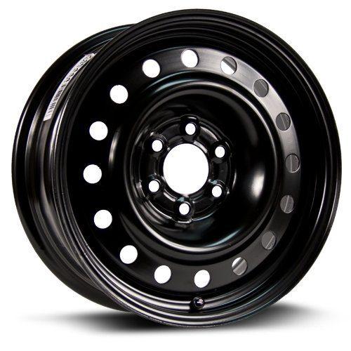 Aftermarket Wheel, 16X6.5, 6X114.3 RTX, Steel Rim