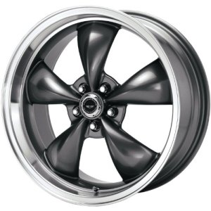 American Racing Custom Wheels Torq Thrust M Anthracite