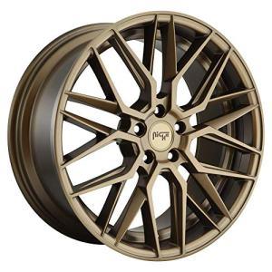 20x9 5x114.3 +35mm Bronze Wheel Rim Niche M191 Gamma