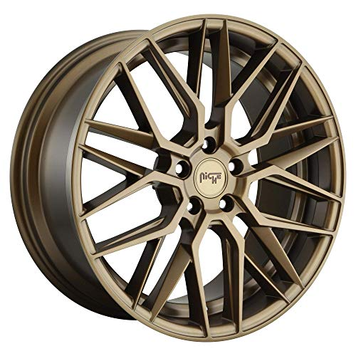 20x9 5x120 +35mm Bronze Wheel Rim