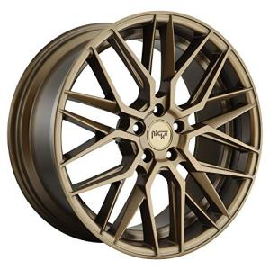 20x9 5x120 +35mm Bronze Wheel Rim