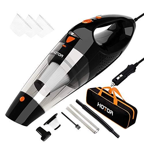 Car Vacuum Cleaner High Power, HOTOR Vacuum Cleaner for Car