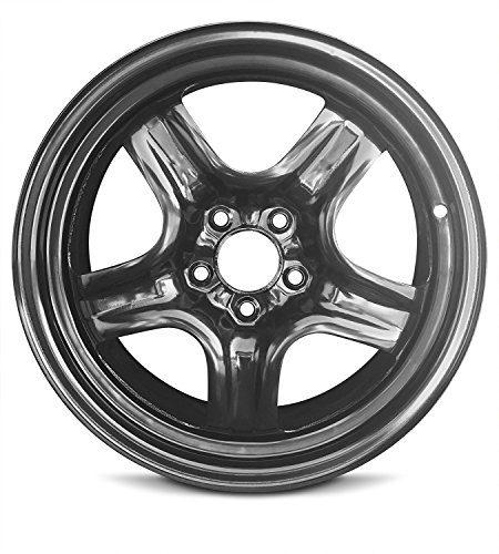 Wheel For Chevrolet Malibu 17 Inch 5 Lug Steel Rim Fits R17 Tire