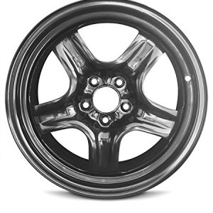 Wheel For Chevrolet Malibu 17 Inch 5 Lug Steel Rim Fits R17 Tire