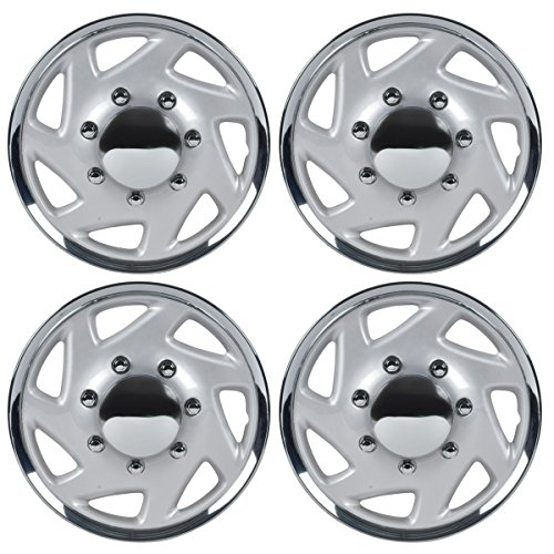 Ford E150 E250 E350 Hubcaps Wheel Covers OEM Replacement
