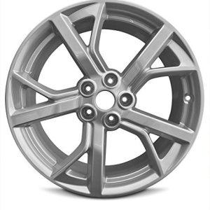 Nissan Maxima 19 Inch 5 Lug Silver Aluminum Rim Fits R19 Tire