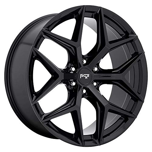 "Niche Vice SUV 22x9.5 6x5.5"" +30mm Gloss Black"