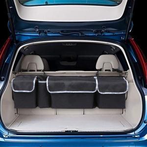 Car Organizer Backseat Trunk Organizer for SUV & Car
