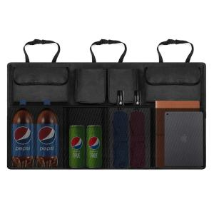 MoKo Car Backseat Organizer, High Capacity Auto