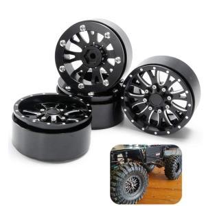 """2.2"""" Beadlock Wheels/Rims Aluminum Alloy"""