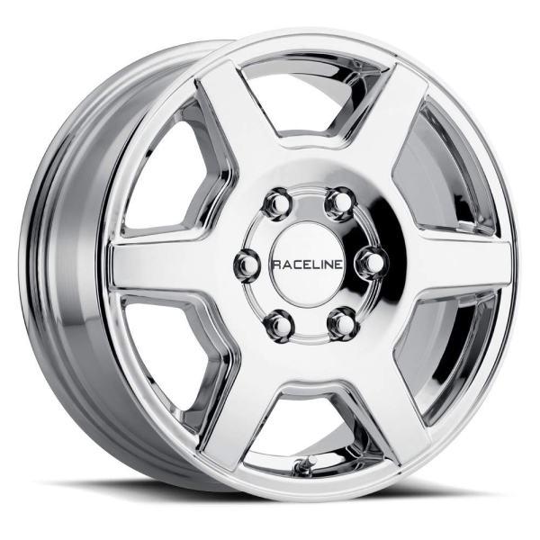 """Wheels 16"""" Inch Wheel Rim Surge 16X6.5 45mm 5X130 Chrome"""