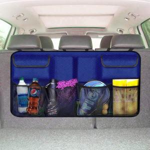 Car Backseat Organizer Storage with Pockets
