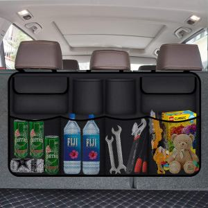 Waterproof 8 Pocket Backseat Trunk Organizer